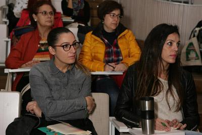 Fotografía evento inaugural para docentes 8