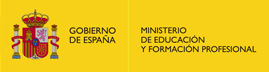 Ministerio de Educación y Formación Profesional (A new window will open)